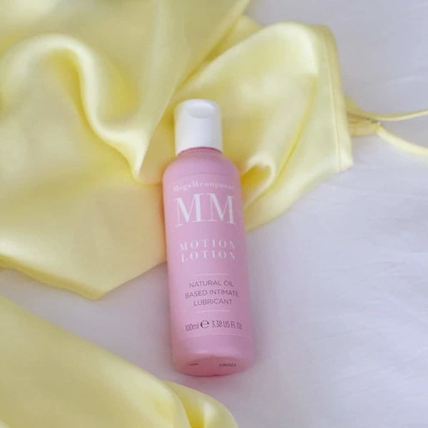 Motion Lotion Natural Oil Based Lubrican for Menopause